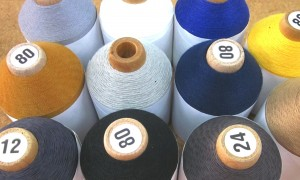 Button and Jean Thread