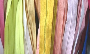 Zipper Color Variety 2