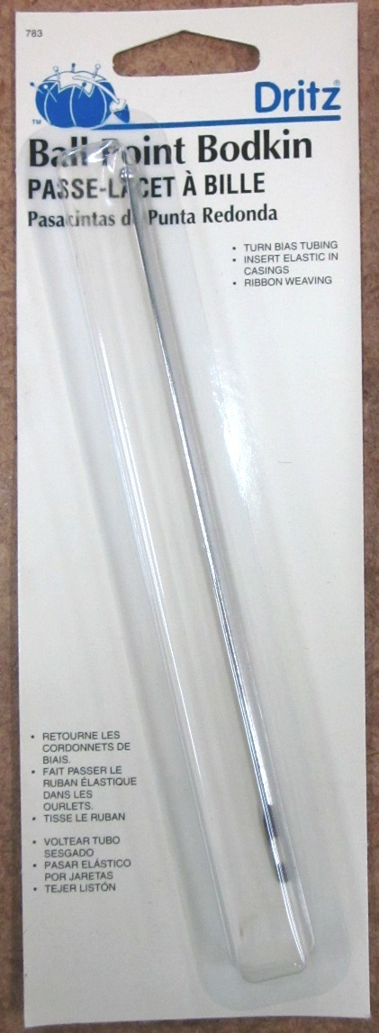 Dritz Ball Point Bodkin