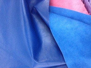 Lambskin - Royal Blue