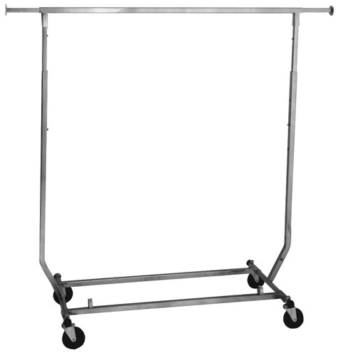 Adjustable Garmet Rack
